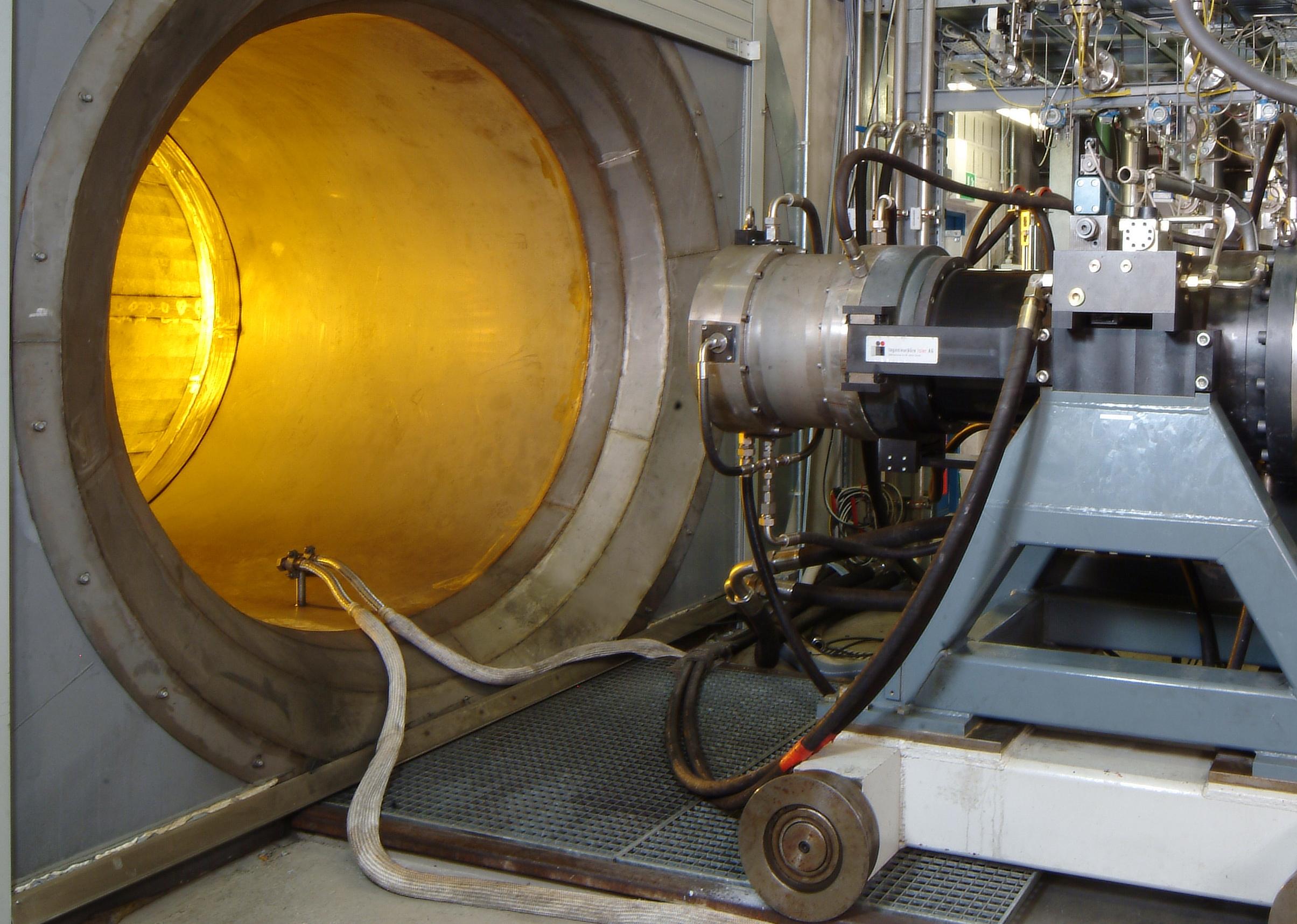 Dlr Institute Of Propulsion Technology High Pressure