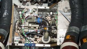 Condense Water Separator Assembly (CWSA) - die Klimaanlage des Columbus-Moduls auf der ISS