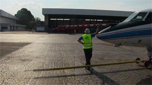 Flugplatz Togo