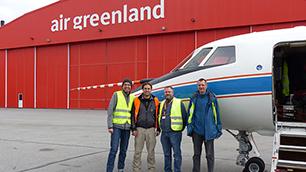 Tanken in Grönland