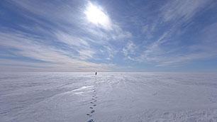 Forschungskampagne in Grönland