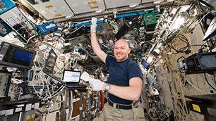 Astro_Alex auf Flickr: Image-ID: 362D5956; Credits: ESA/NASA