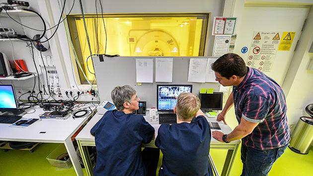 AGBRESA: HyperCampus - Wie beeinflusst künstliche Schwerkraft die Plastizität des Gehirns?