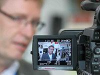 DLR-Webcast: IGARSS 2012 Interview mit Prof. Stefan Dech, Direktor Deutschen Fernerkundungsdatenzentrums (DFD)