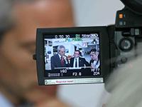 DLR-Webcast: IGARSS-Konferenz in München - Interview mit Prof. Alberto Moreira und Dr. Yves-Louis Desnos