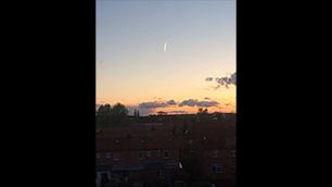 Meteorit-Sichtung von Alina Boeder