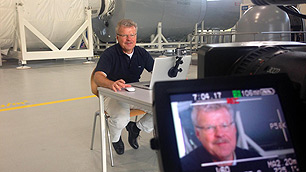 Fragen an einen astronauten %2d Reinhold Ewald