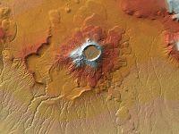 Höhendatensatz: Vulkan Longonot in Kenia