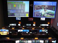 Kontrollraum TanDEM-X