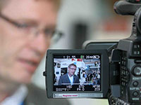 DLR Webcast: Interview with Stefan Dech at IGARSS 2012
