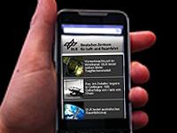 m.dlr.de: mobile version of the website now online!