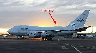 SOFIA hump