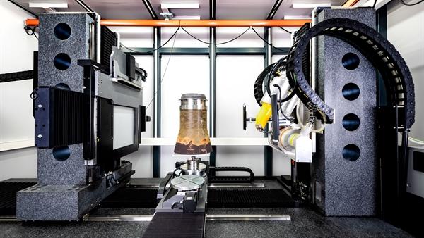 CT%2dGroßanlage – v|tome|x L240/450: Hauptkomponenten