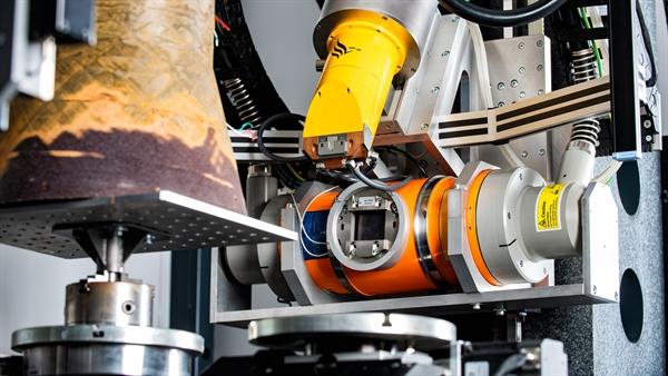 Large CT facility – v|tome|x L240/450: nozzle module