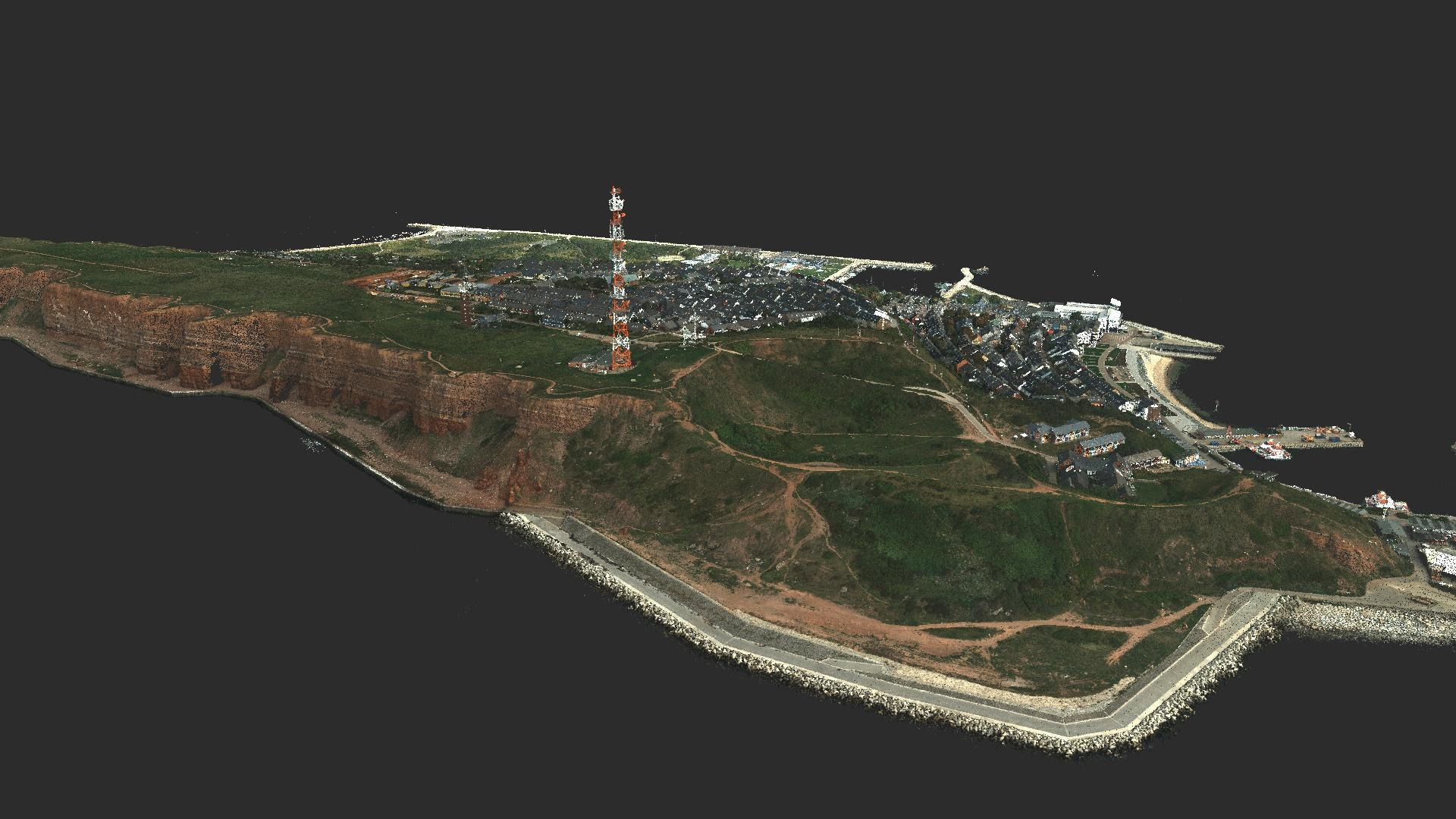 Helgoland in 3D