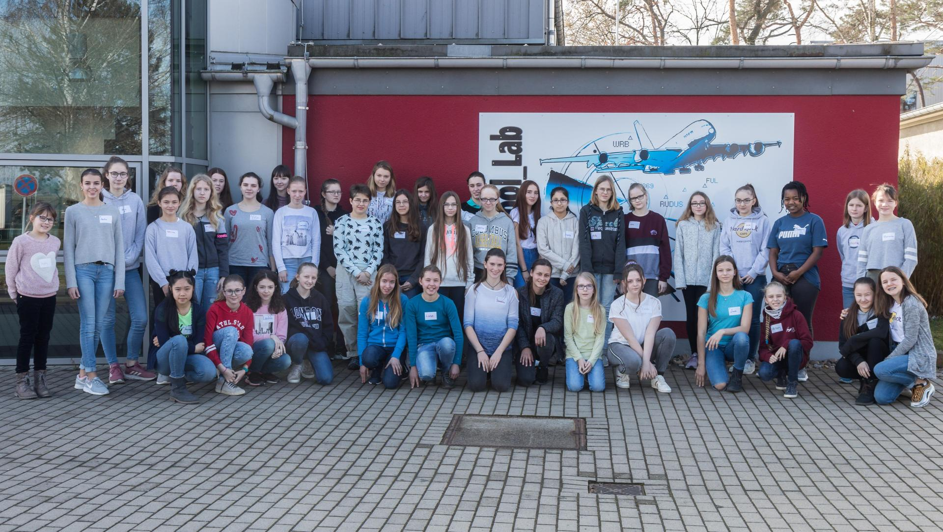 Girls'Day 2019 in Braunschweig