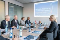 Austausch: National Research Council - DLR