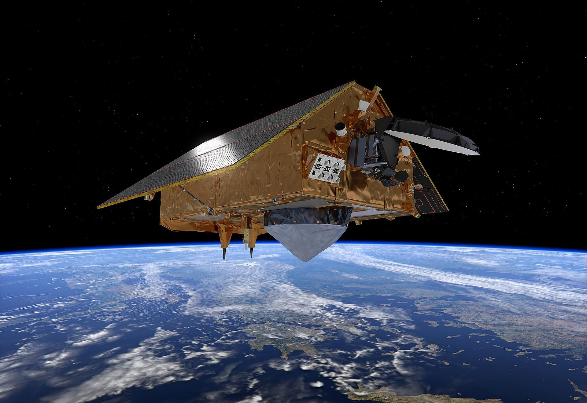 Sentinel-6-Satellit