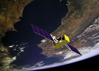 Satelliten-Navigationssystem Galileo