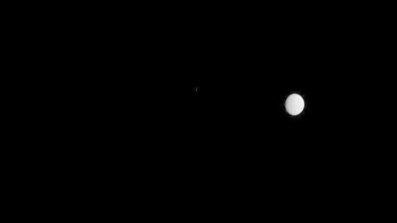 An encounter with Ceres