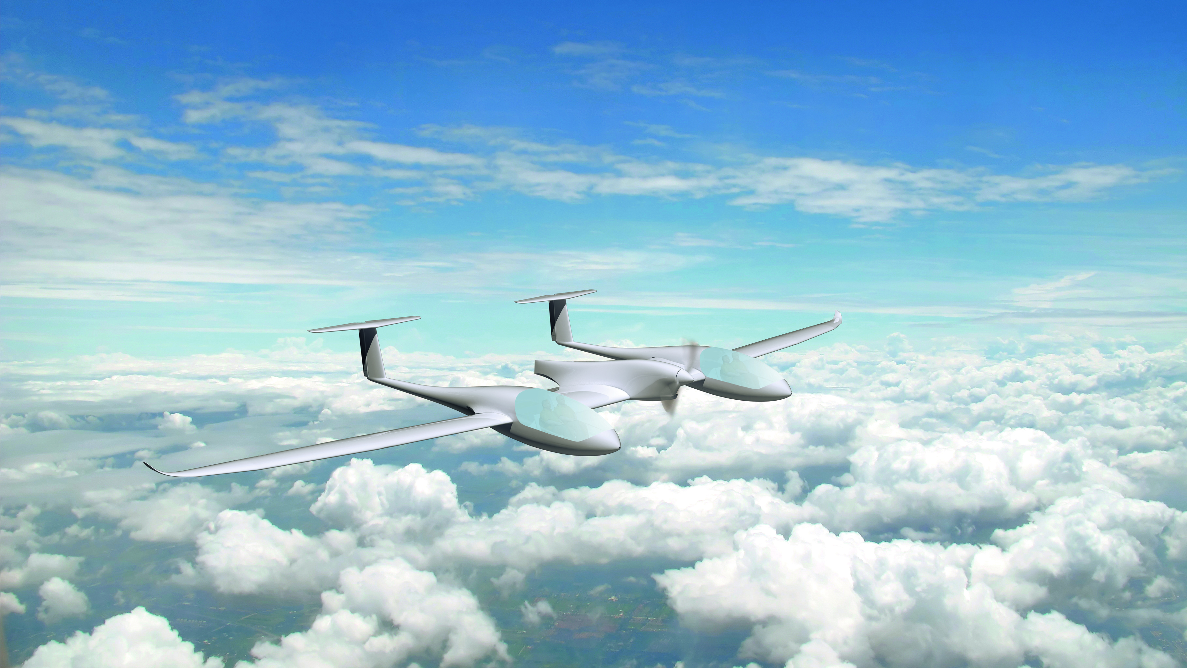 The HY4 makes cleaner, quieter, more energy-efficient and safer flight possible