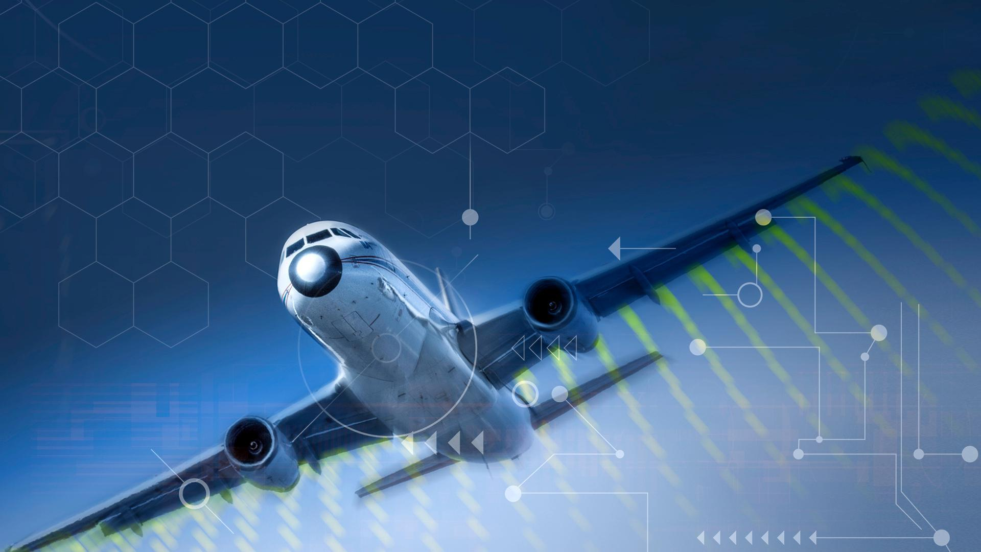 Digitalisation of aeronautics