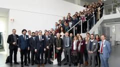Group photo at the 'DLR Humanitarian Technology Days 2019'