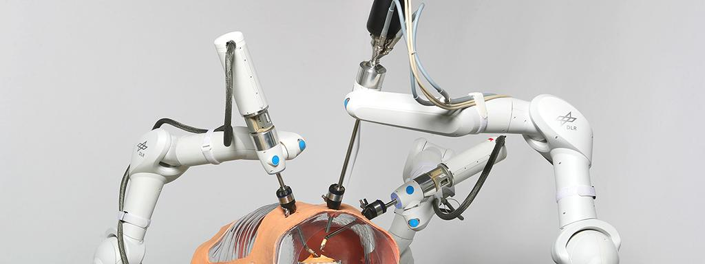 The 'Miro Innovation Lab' focuses on robot-assisted surgery