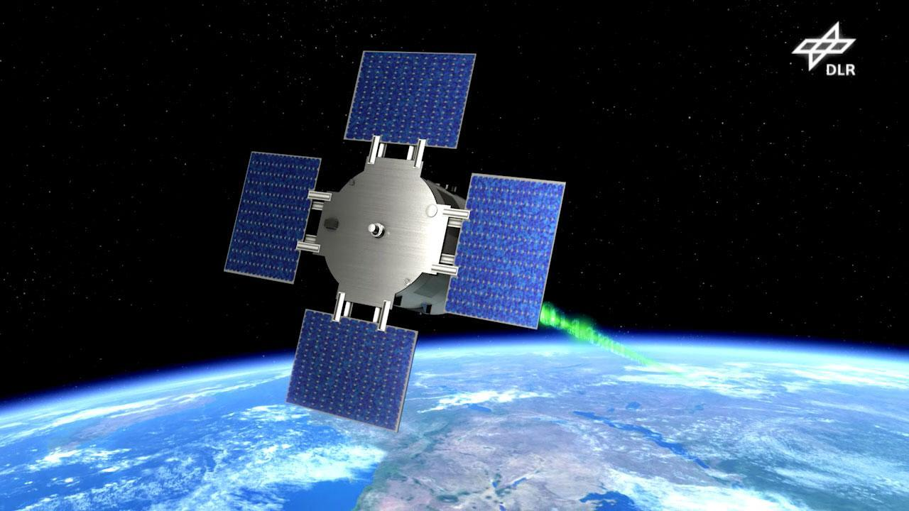 Eu:CROPIS satellite