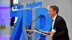 Ten-year anniversary for ZLP Augsburg