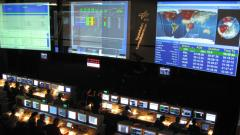 EDRS control room at GSOC