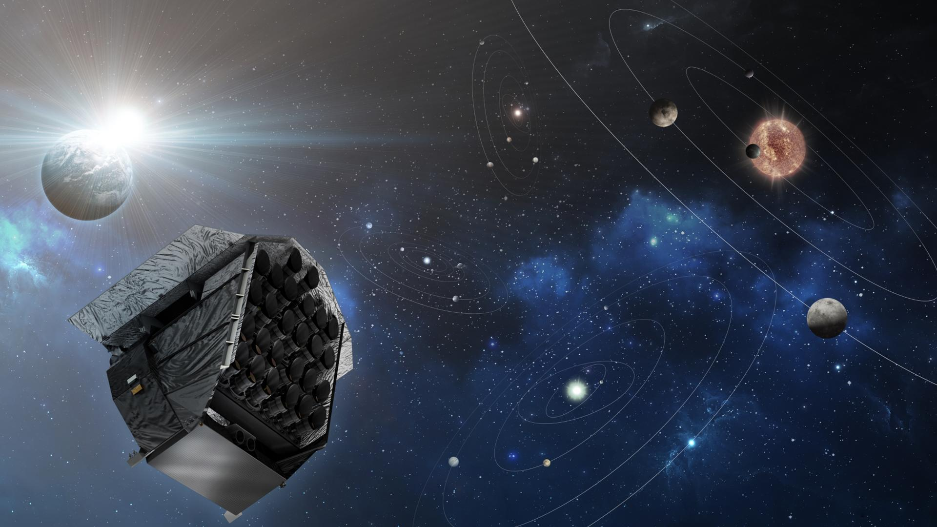 The search for extrasolar planets continues - DLR Portal