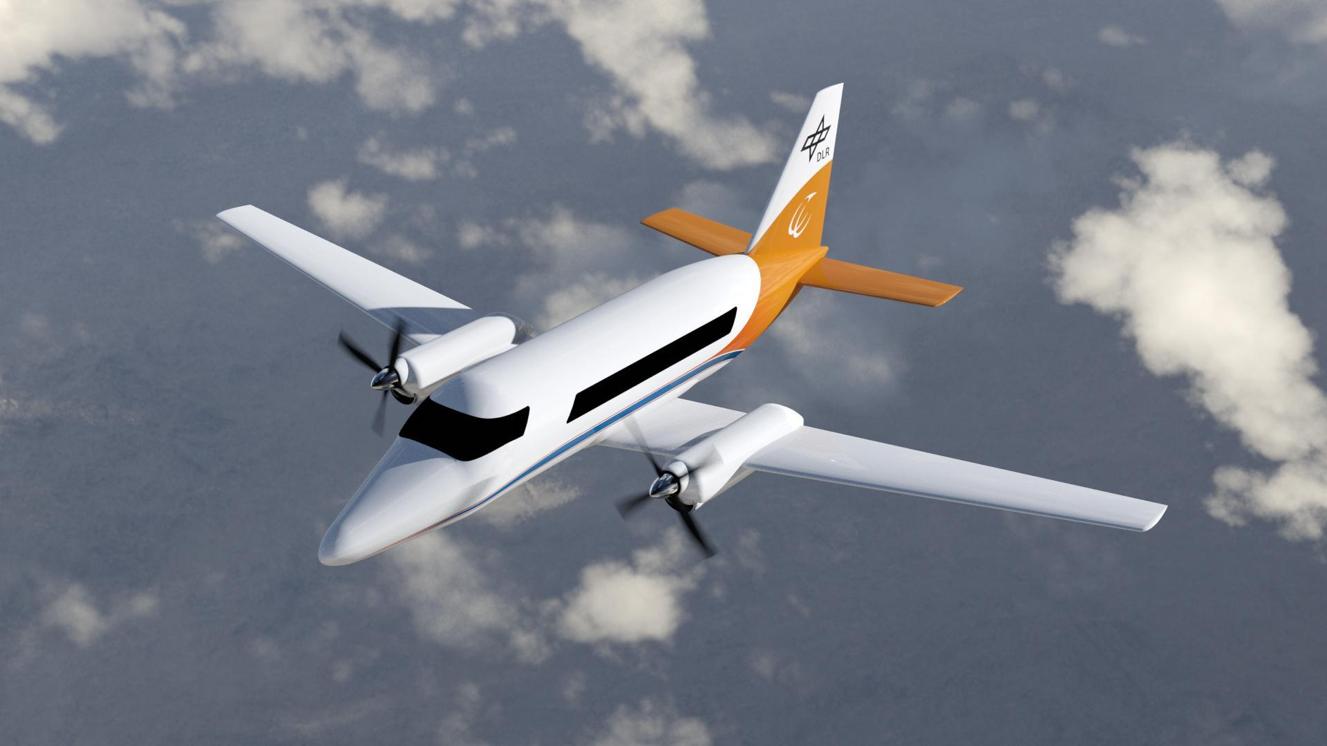Conceptual study of a hybrid-electric 19-seater aircraft as part of the CoCoRe research project