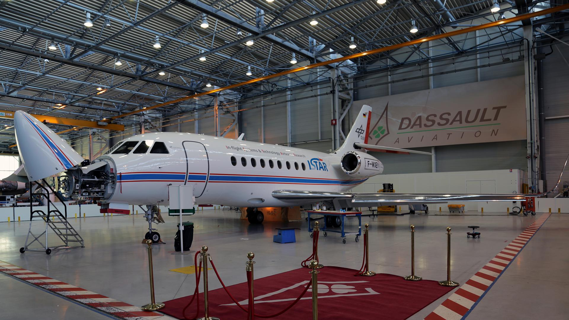 DLR ISTAR research aircraft