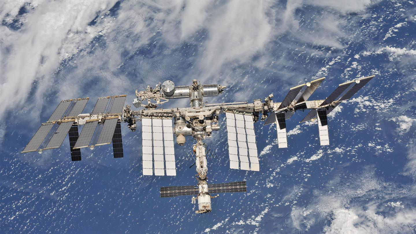 Twenty years of the ISS