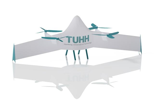 TUHH HecTO-R aircraft: The concept of the TU Hamburg team