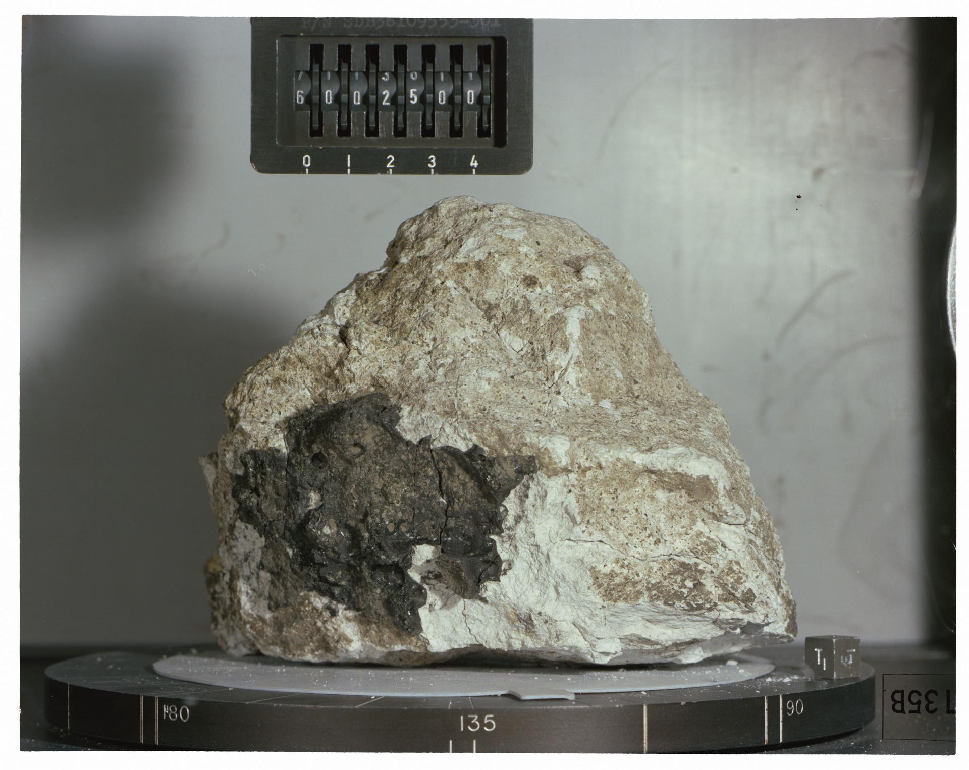 One of the oldest Moon rocks