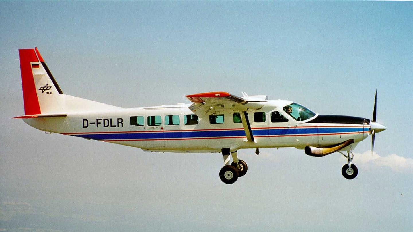 Cessna 208B Grand Caravan in flight