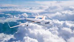 Electric passenger aircraft