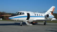 The DLR research aircraft Falcon 20E