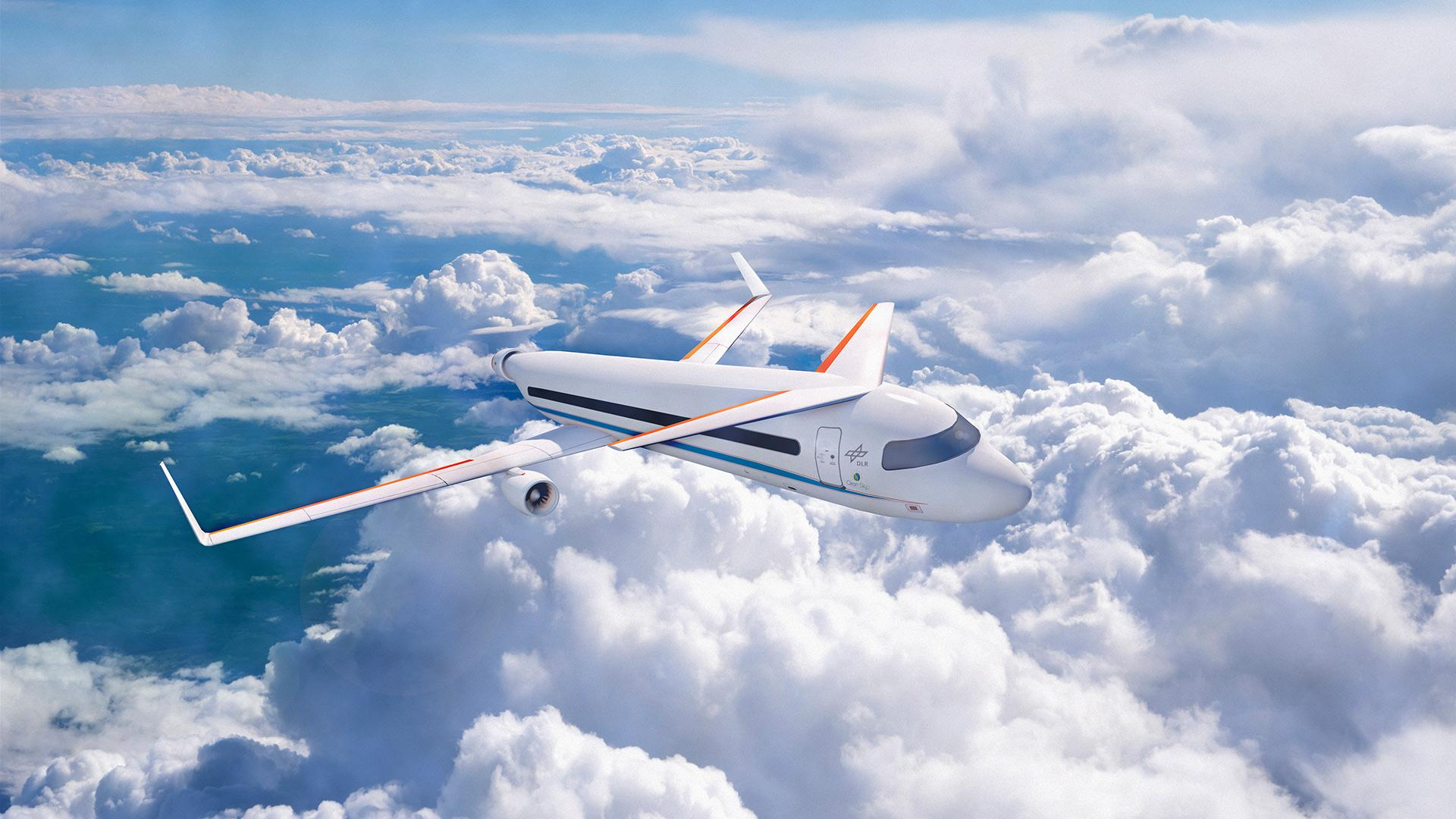 Electric propulsion systems enable innovative aircraft designs