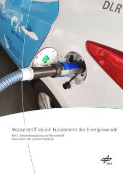 Preview image - Part 2 – Sector coupling and hydrogen – two sides of the same coin (PDF – in German)
