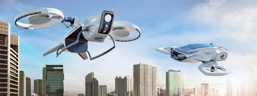 Urban Air Mobility – Unmanned Aircraft Systems in urban airspace