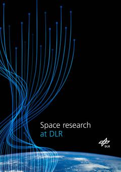Brochure: Space research at DLR (2019)