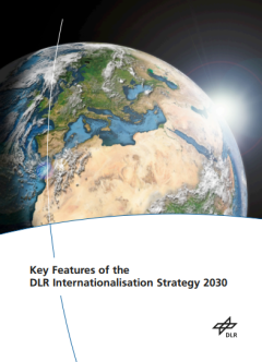 Key Features of the DLR Internationalisation Strategy 2030