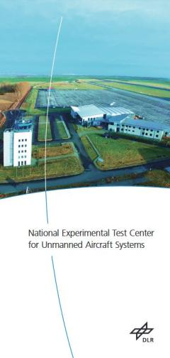 Cover: National Experimental Test Center for Unmanned Aircraft Systems