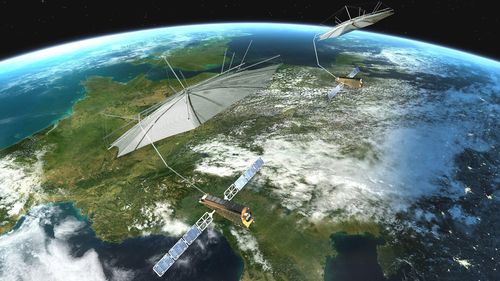 Tandem-L is a proposal for a highly innovative satellite mission for the global observation of dynamic processes on the Earth's surface