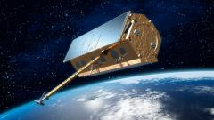 German radar satellite TerraSAR-X