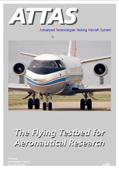 Cover: ATTAS - The flying tesbed for aeronautical research