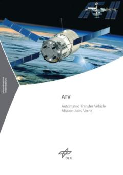 Cover: ATV - Automated Transfer Vehicle Mission Jules Verne